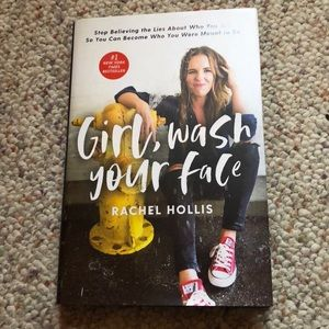 Book: girl, wash your face